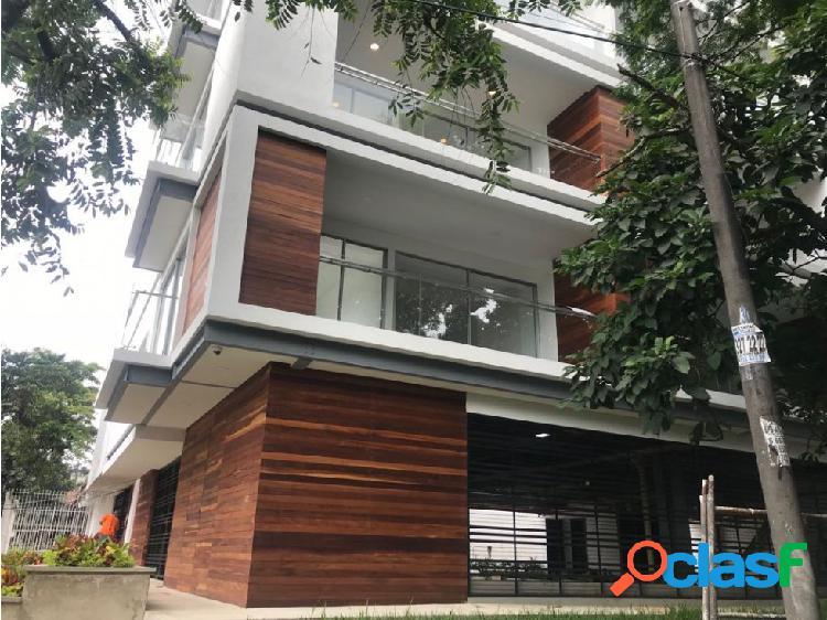 Apartamento en venta edf. juan pablo b.la flora - 8728