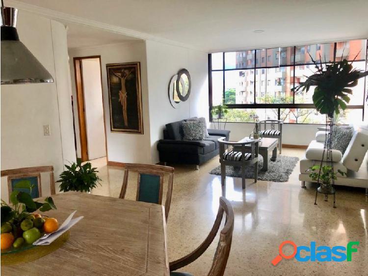 Venta de apartamento en el poblado sector patio bonito