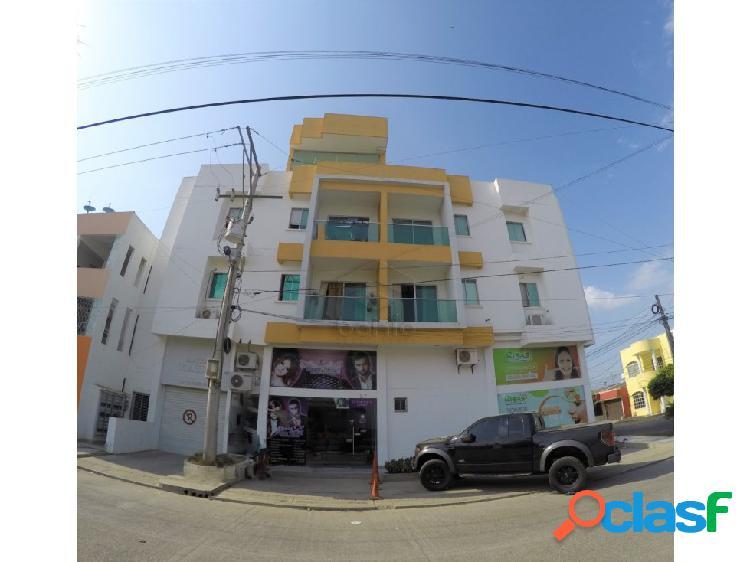 Venta de apartamento amplio / barrio tacasuan / monteria