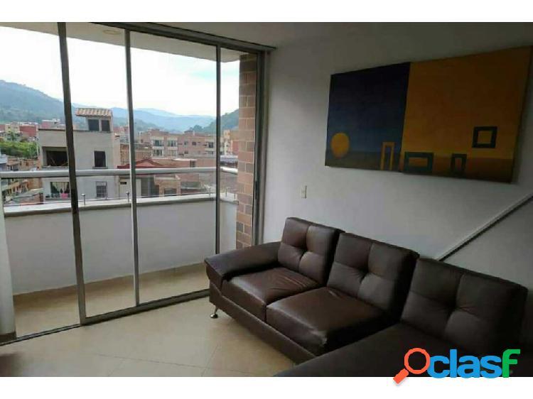 Apartamento dúplex para la venta en caldas