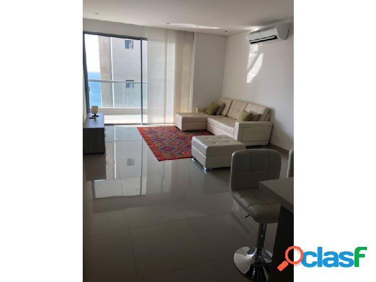 Apartamento amoblado alquiler