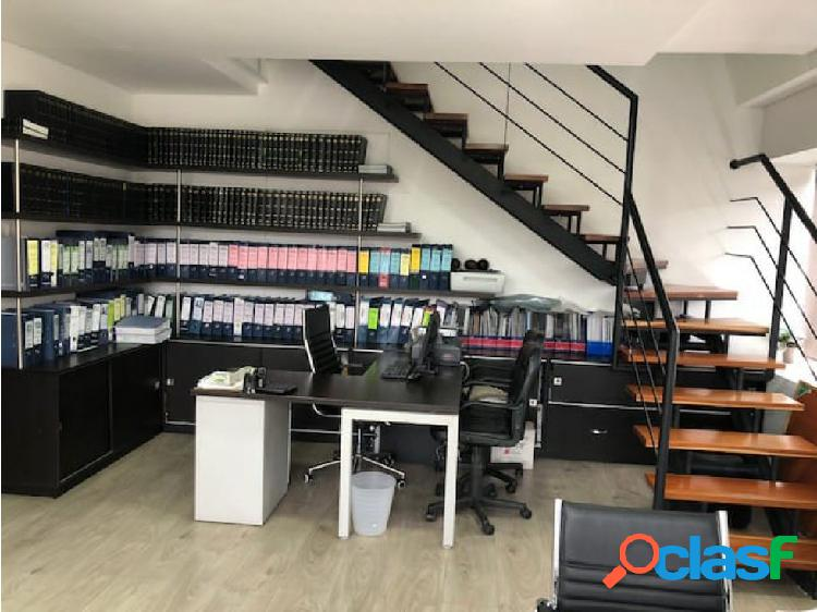 Venta oficina duplex chico norte 137 mts