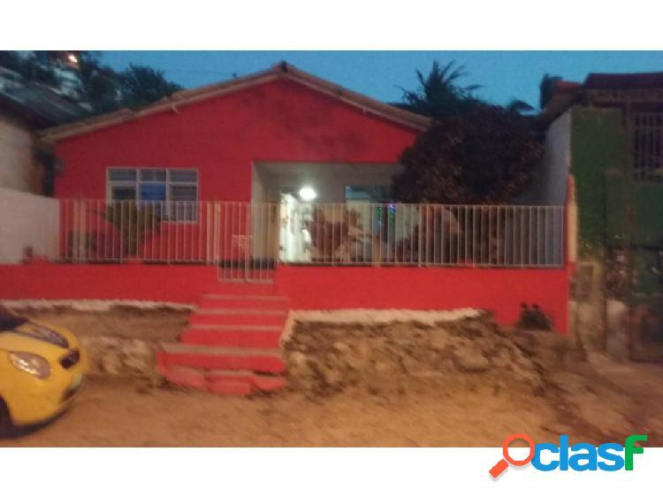 Cartagena venta de casa paseo bolívar