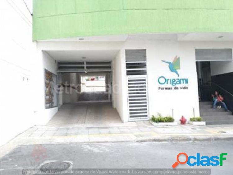 Se arrienda apartamento edificio origami