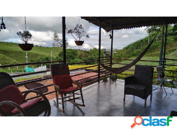 Casa campestre en venta para turismo circasia
