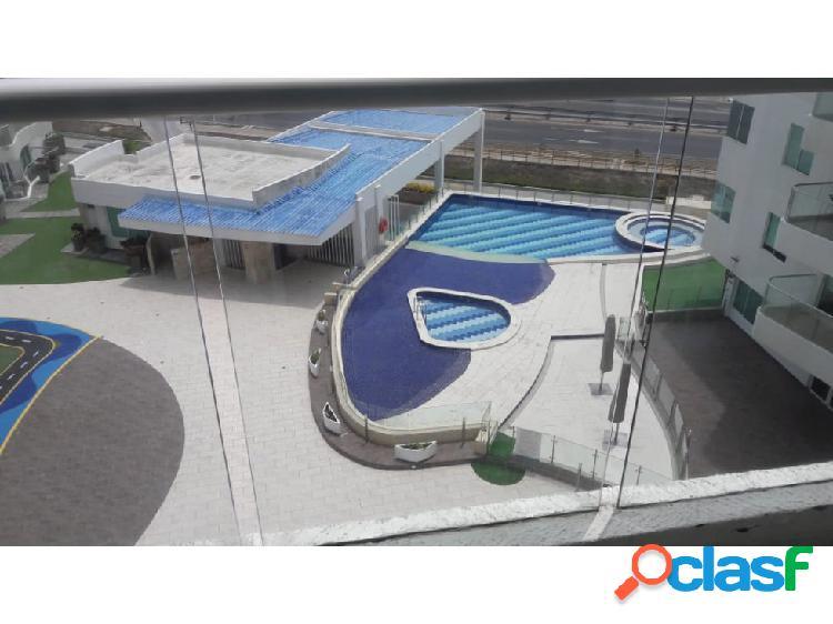 Cartagena arriendo apartamento cielo mar