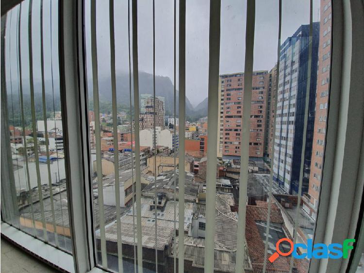 Venta/renta oficina en el edificio bacata, centro, 10 piso,60 o 120 m2