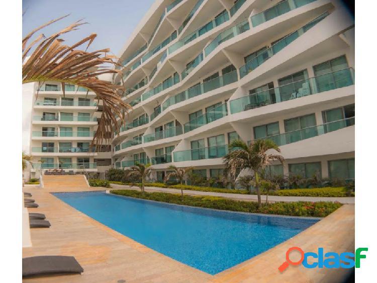 Apartamento en venta en cielo mar, cartagena