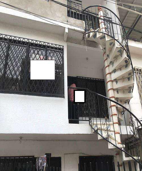 Casa segundo piso barrio nueva base