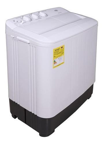 Lavadora kalley 7 kilogramos semi automática