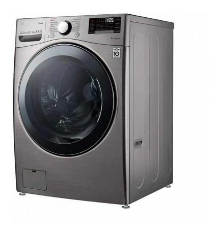 Lavadora secadora lg carga frontal victor silver 22 k ck325