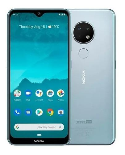 Nokia 6.2 64gb triple cam 16 8 5mp android ram 4gb