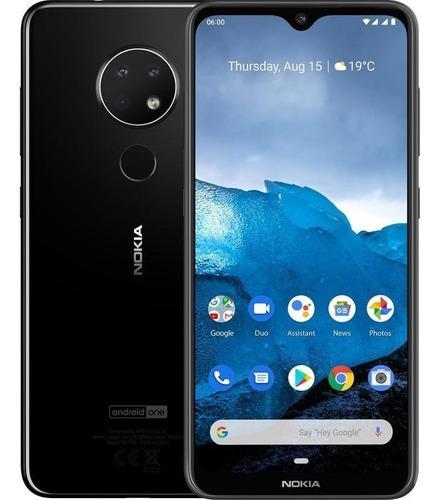 Nokia 6.2 64gb triple cam 16/8/5mp android ram4gb original