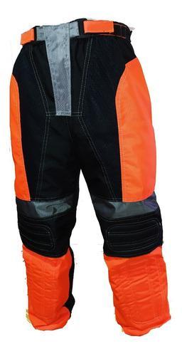 Pantalon proteccion motocross bicicross deportes extremos