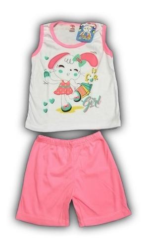 Pijama bebe niño niña talla 0,2,3,4,6 y 8