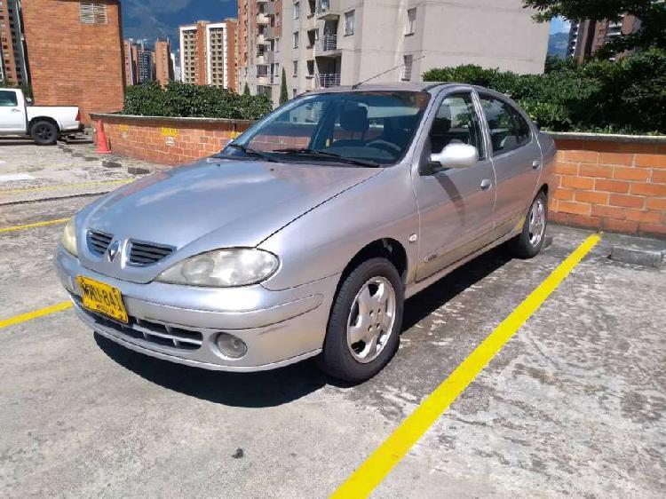 Renault megane 1.6 2002 motor 1600 mecanico