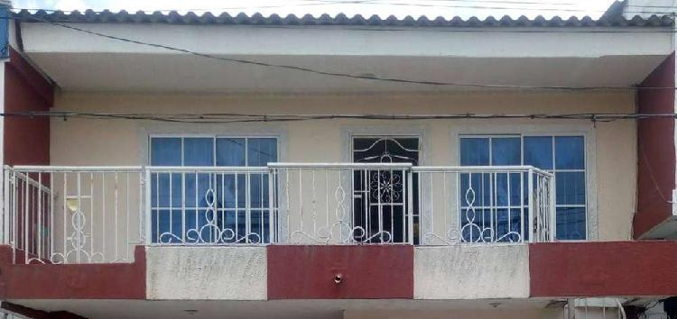 Venta de casa segundo piso barrio las trinitarias de soledad