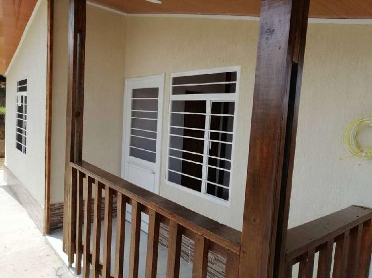 Vendo hermosa casa modular