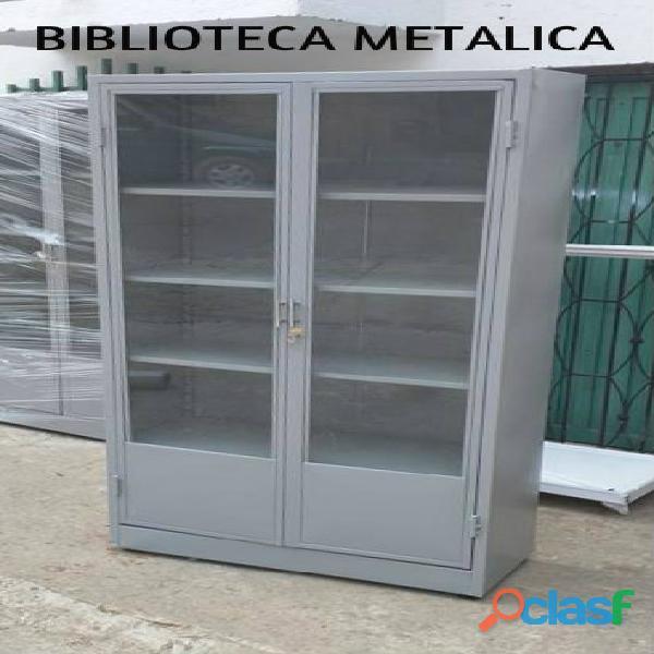 Biblioteca Metálica