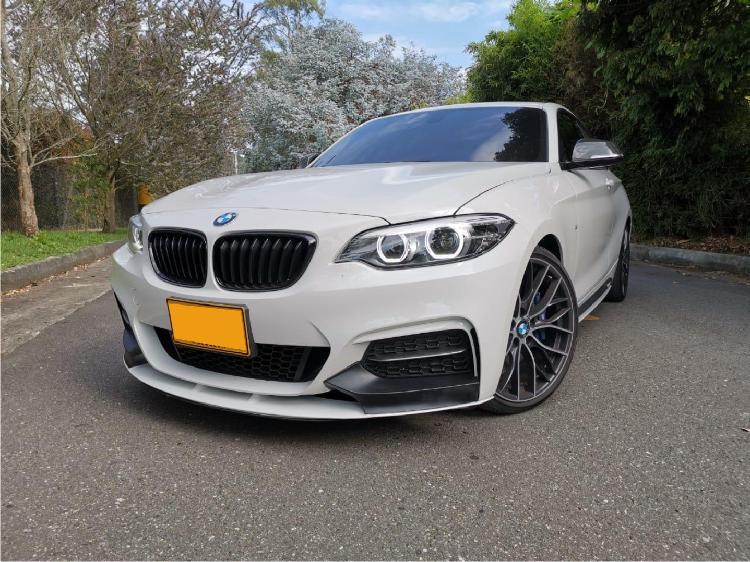 Bmw m240i coupe performance versión limitada modelo 2019