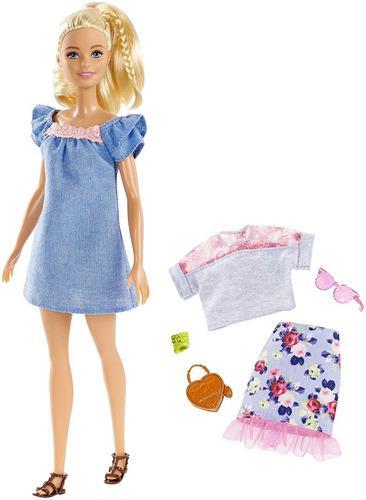 Barbie fashionistas rubia #99 accesorios mattel fry79 niñas