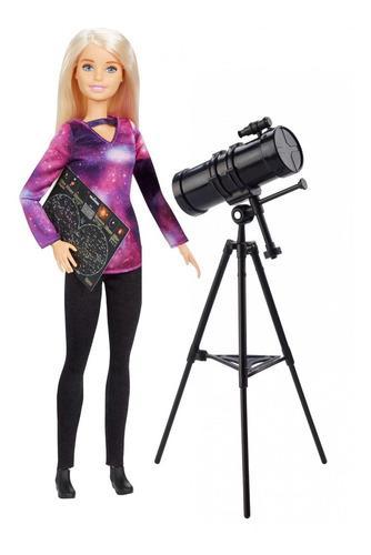 Barbie muñeca astrofísica de national geographic