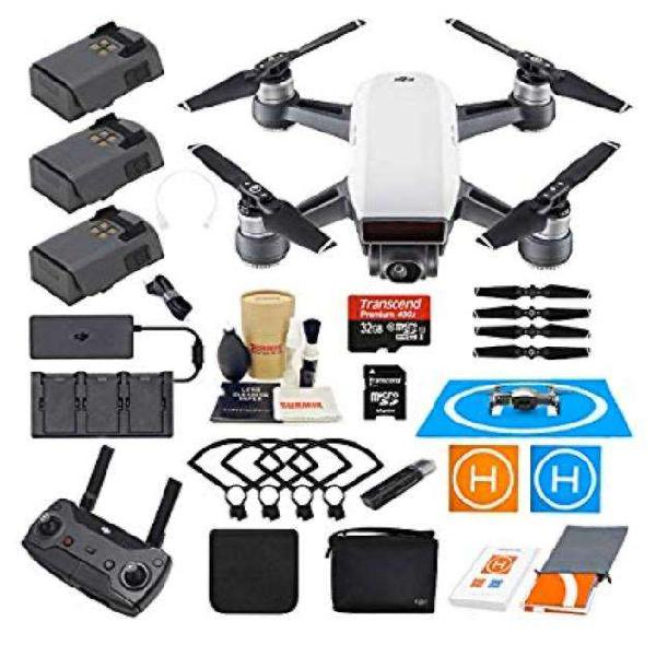 Dji spark - drone (fly more combo)