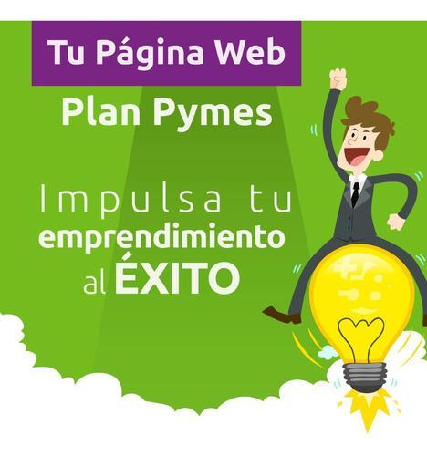 Diseño de pagina web profesional para emprendedores