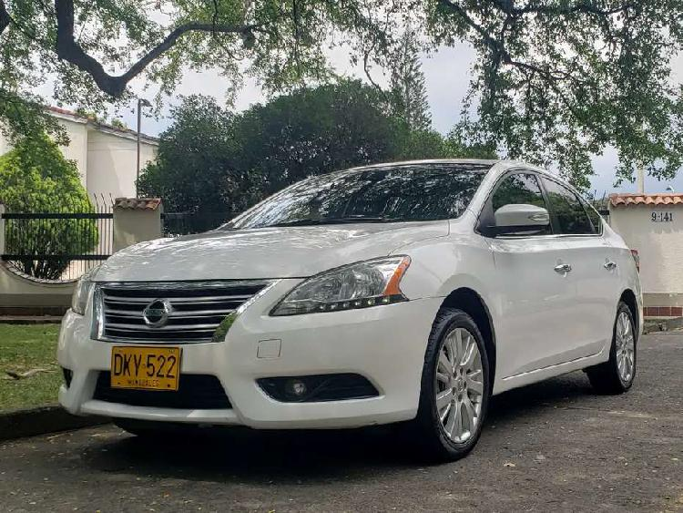 Nissan sentra exclusive at 2014