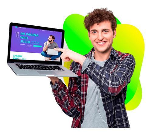 Página web con tienda virtual y medios de pago -
