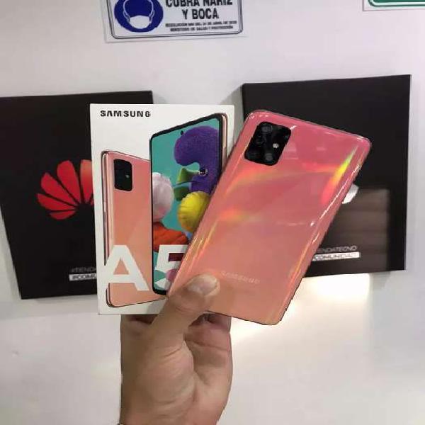 Samsung galaxy a51 casi nuevo