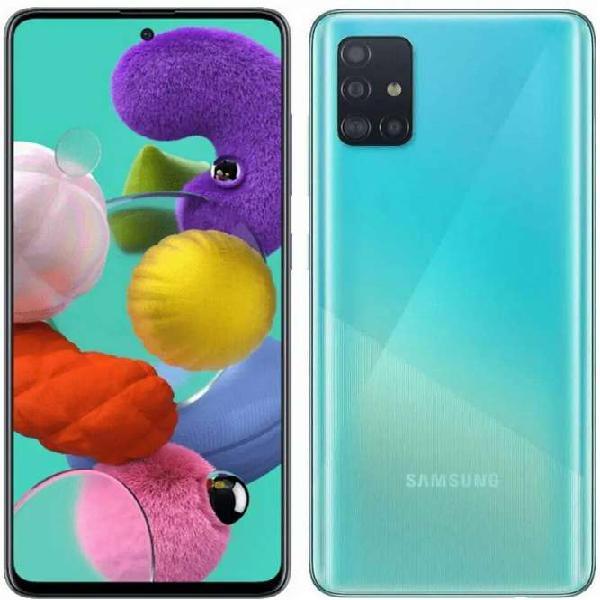 Samsung galaxy a51 nuevo en caja