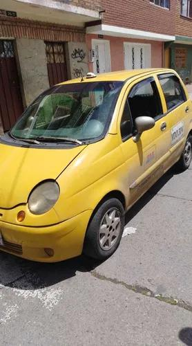 Taxi chevrolet spark 2005