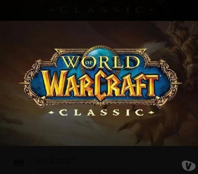 Tiempo de juego wow ficha virtual 30 días