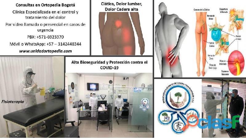 Atencion de Esguinces y Fracturas inmediato Bogota