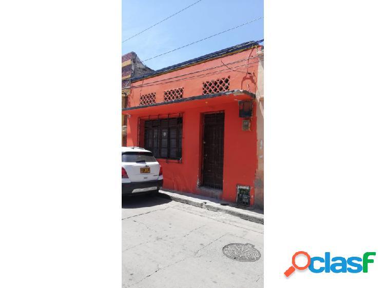 Venta de casa lote en el centro histórico de santa marta colombia