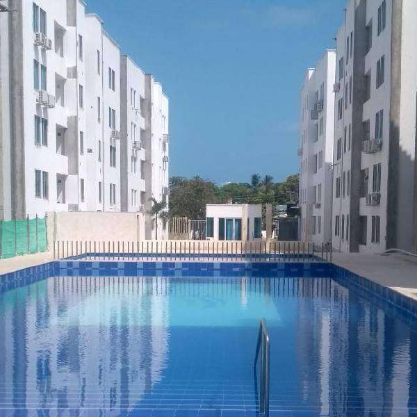 Apartamento en coveñas, urbanizacion caribe campestre.
