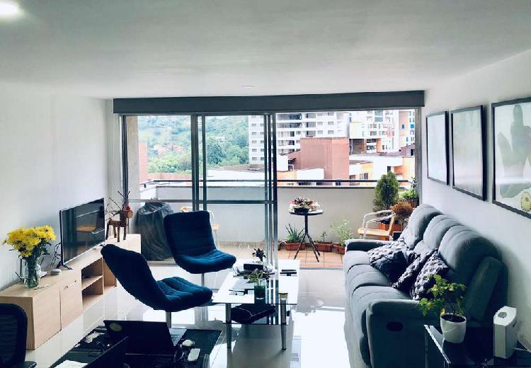 Apartamento en venta el carmelo sabaneta _ wasi2757662