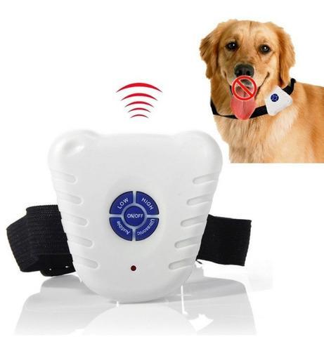 Collar antiladridos ultrasonido para perros