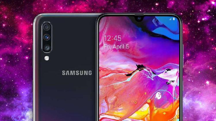 Samsung galaxy a70 6gb 128gb