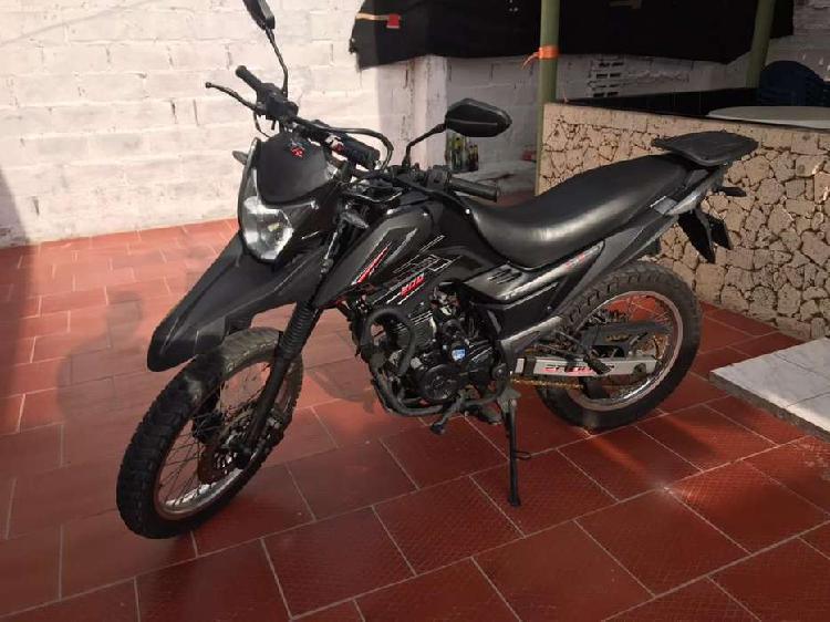 Akt ttr 200cc modelo 2020 moto enduro