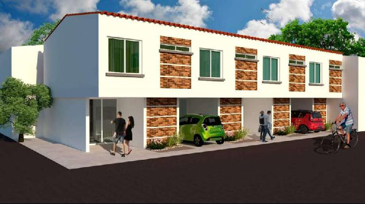 Casas con subsidio en la sabana, los patios