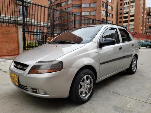 Chevrolet aveo ls 1400 sin aire acondicionado 2008