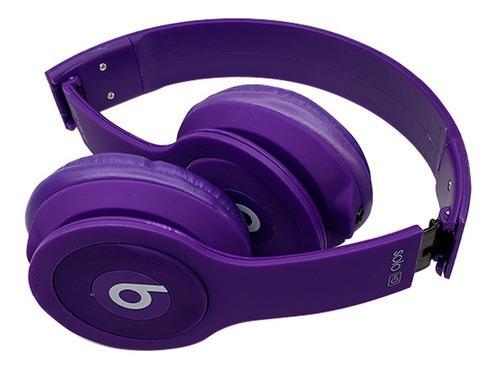 Diadema de sonido beats solo hd stereo colores