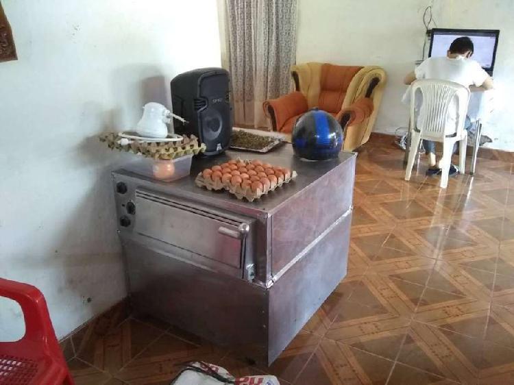 Se vende horno eléctrico, molino industrial, soporte para