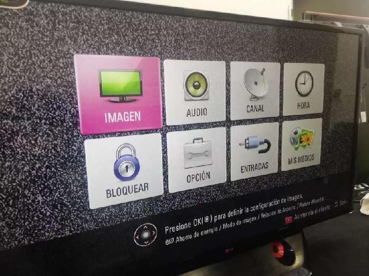 Vendo tv lg led de 47