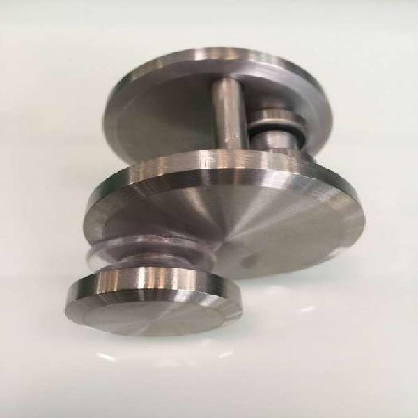 4 corredizas o deslizadores en acero inoxidable - división