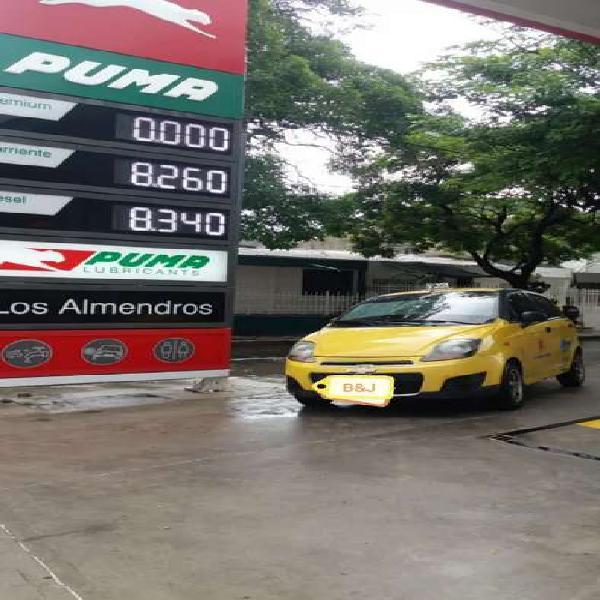 Administración de taxis