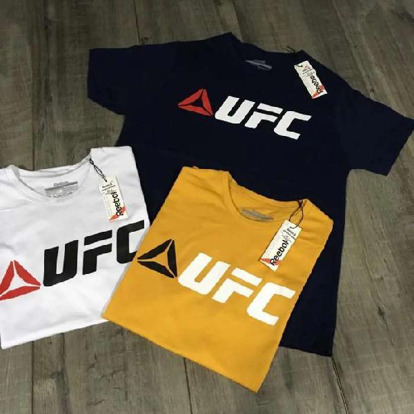 Camisetas busos sueter ufc adidas nike puma