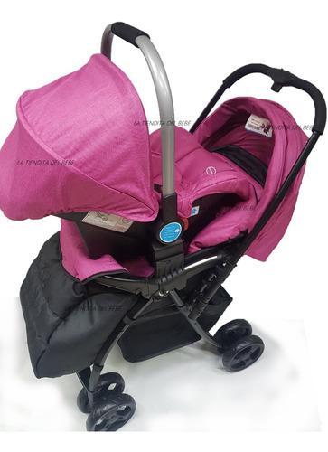 Coche para bebe con silla de carro niño niña oferta moises